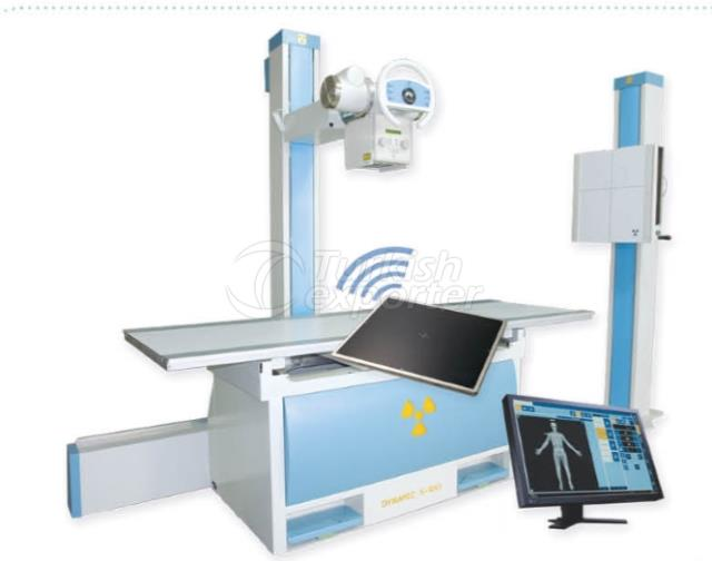 Single Detector Floor Mounted X-Ray Systems