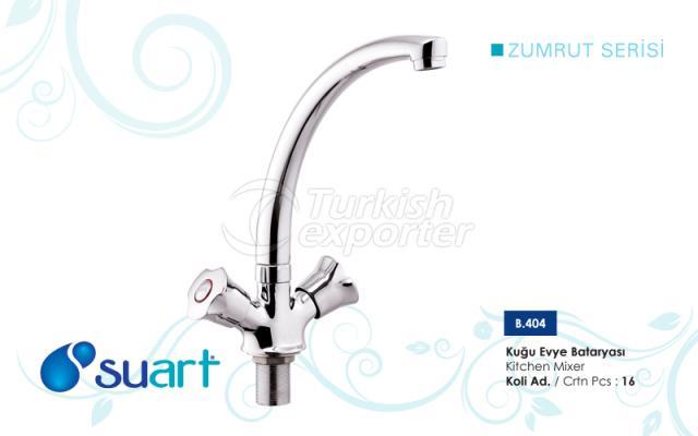 Kitchen Faucet B404 Zumrut