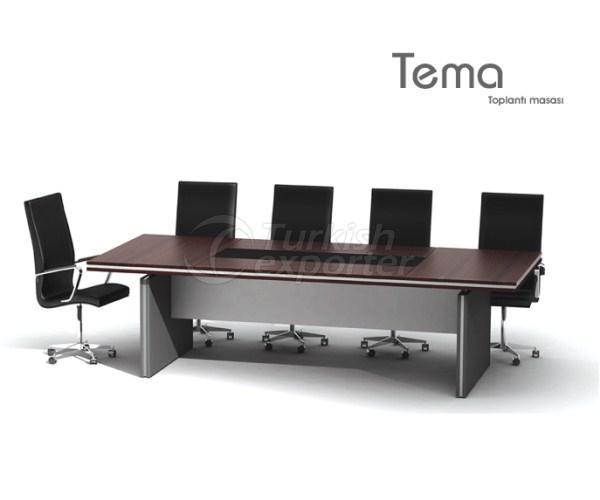 طاولة اجتماعاتTema