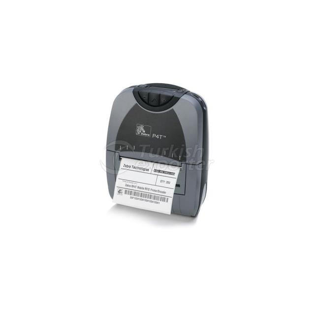 Zebra P4T Mobile Printer