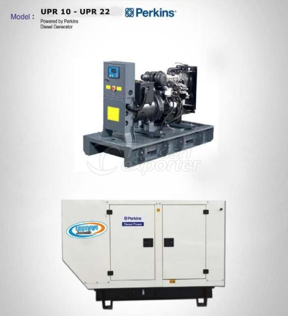 Diesel Generator - UPR 10 - UPR 22
