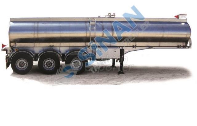 Nickel Chrome Tanker