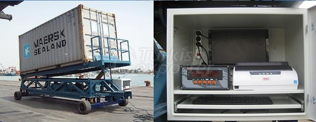 Container Weighing Systems