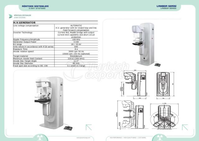 Analog Mammography System