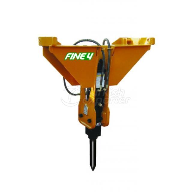 Hydraulic Breakers FINE 4