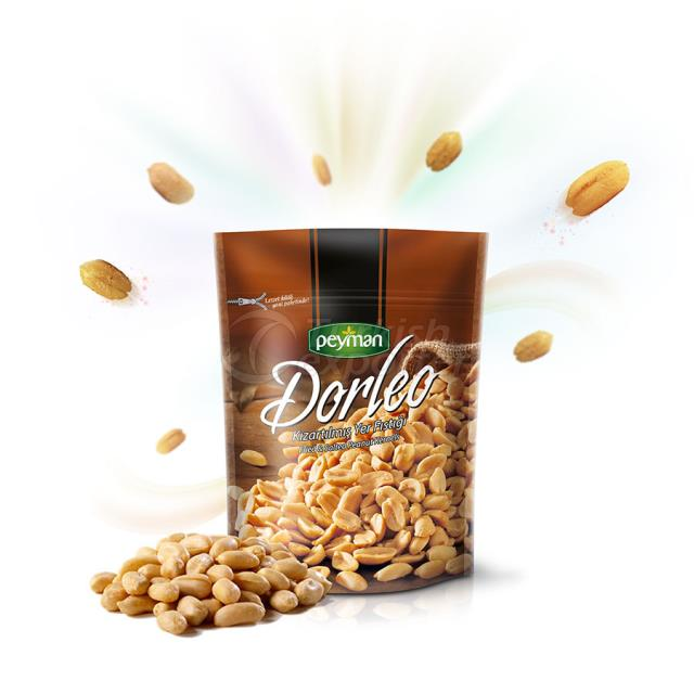 Fried Peanut Kernels