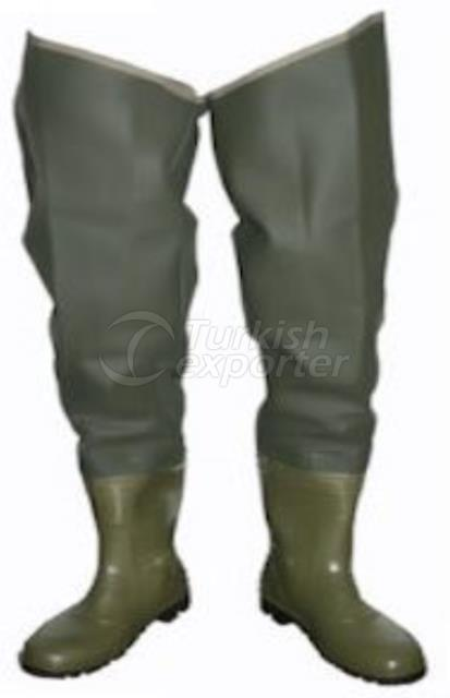 Overall Boot