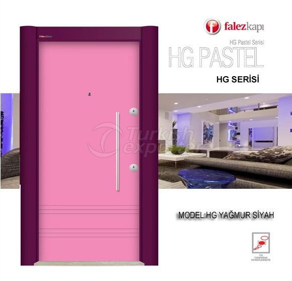 Steel By Hg Pastel Pembe
