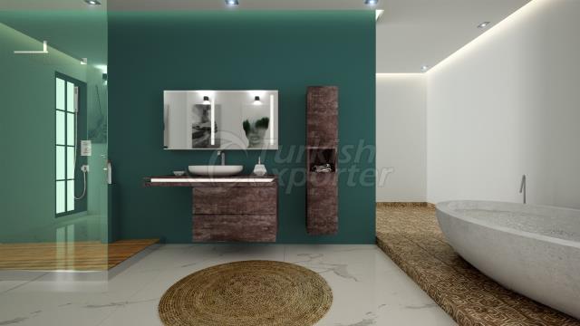 Alazne Banyo Mobilya