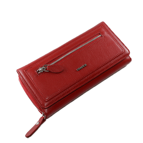 Leather Wallet 2636