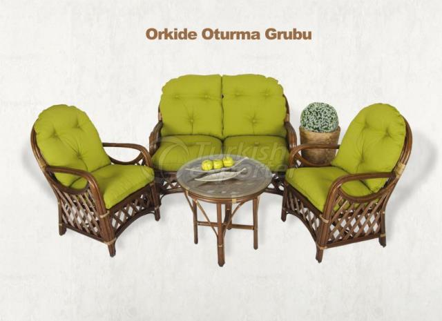 767 Orkide Sitting Group