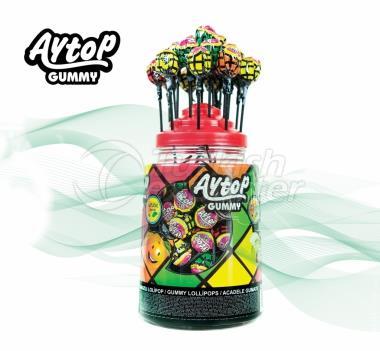 Lollipop Gummy 340