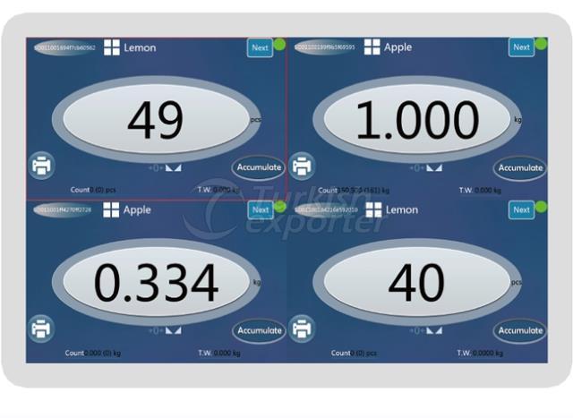 Bluetooth Weighing Indicator(ABS)
