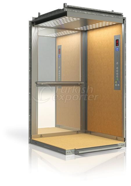 Cabina elevadora IDA KBN 07