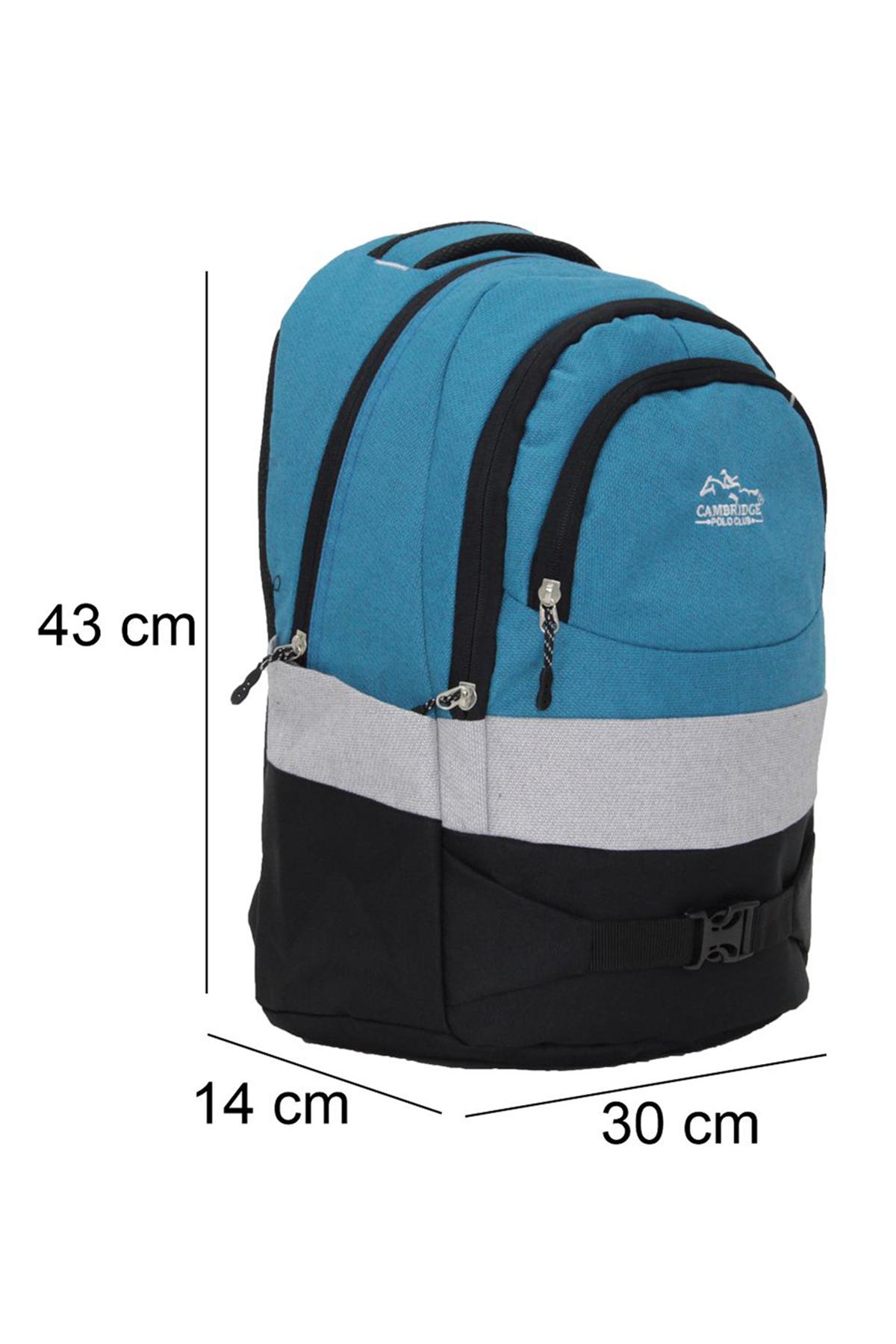 Cambridge Polo Club Multicolored Backpacks (3)