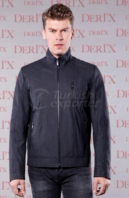 Leather Jackets 2149E Dark Blue