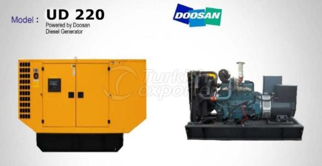 Diesel Generator - UD 220