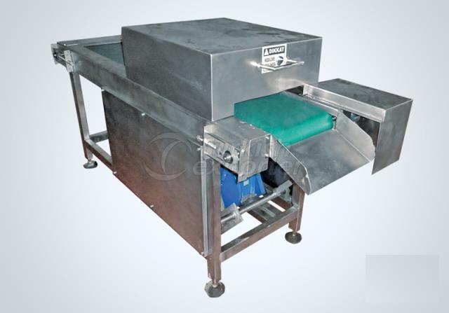 Machine à hacher aubergine