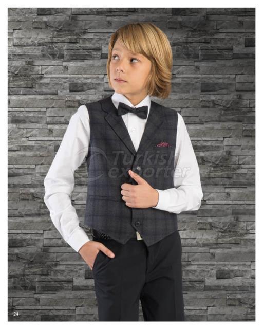 BOY CHILD PANT WAISTCOAT