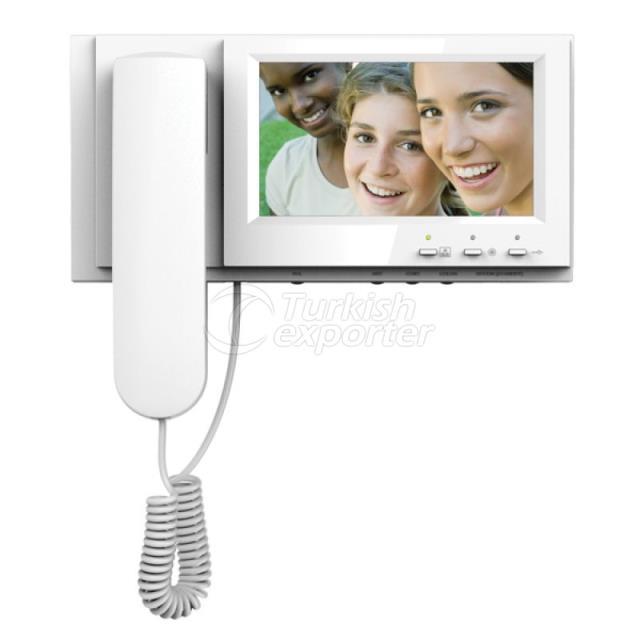 M1607BCR Security Phone
