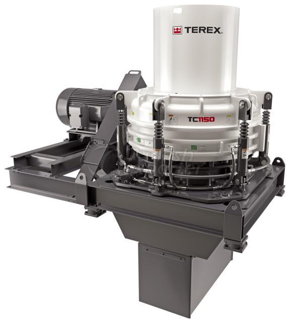 Terex TC 1150 Cone Crusher