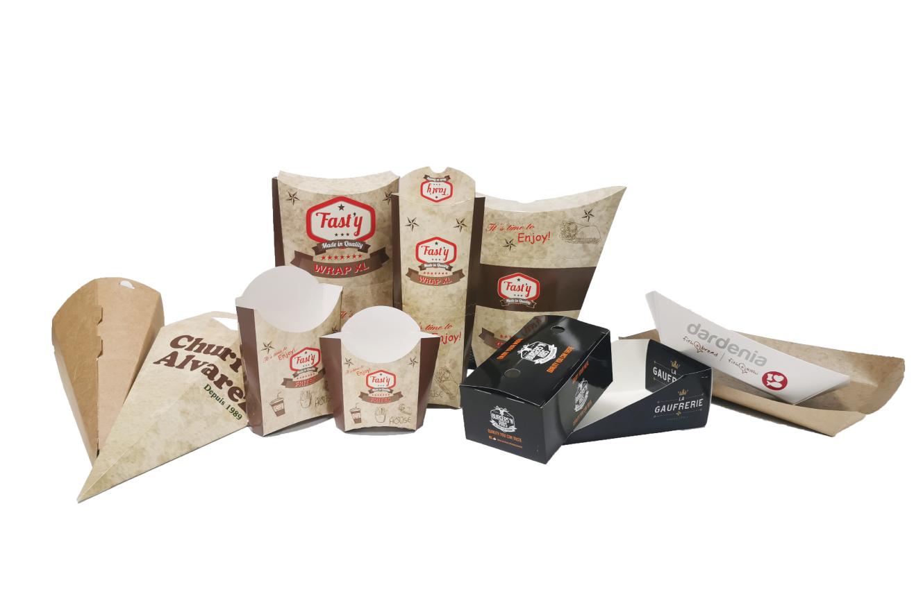 Fastfood Box