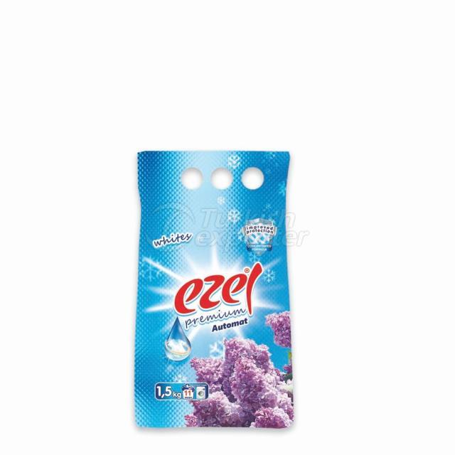 Ezel Automat Powder Detergent White 1.5 Kg
