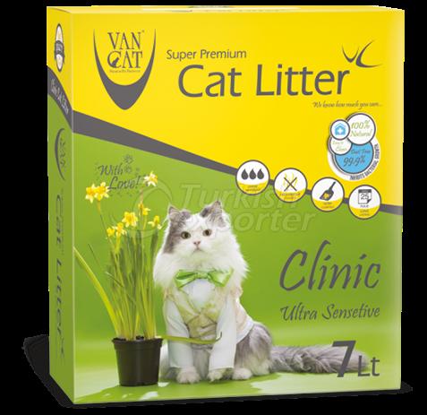 Cat Litter -Clinic Ultra Sensitive