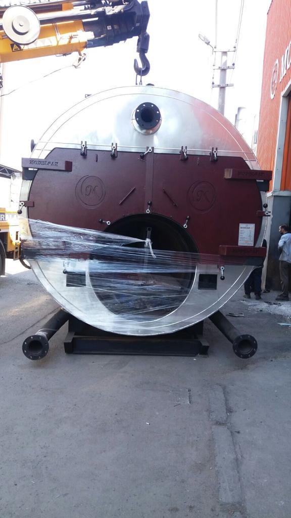 Steam Boiler TSBK Series