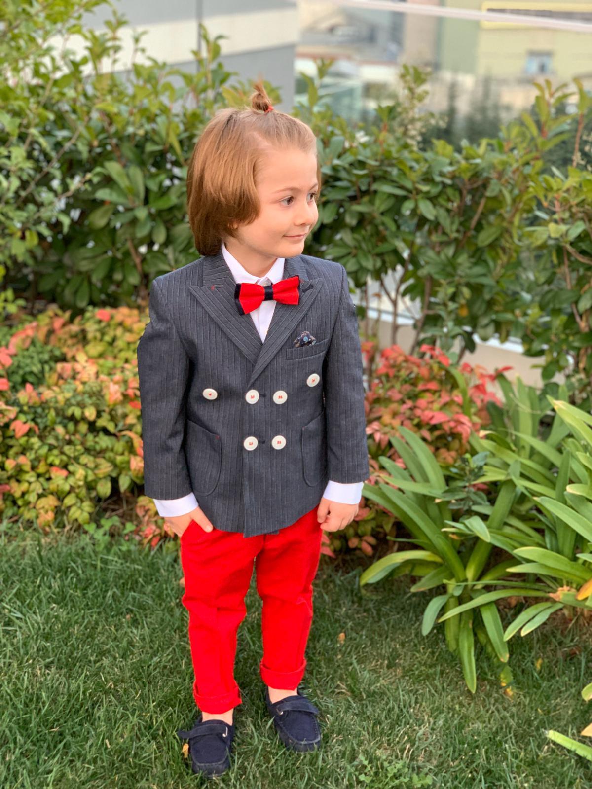 Çocuk Takım Elbise