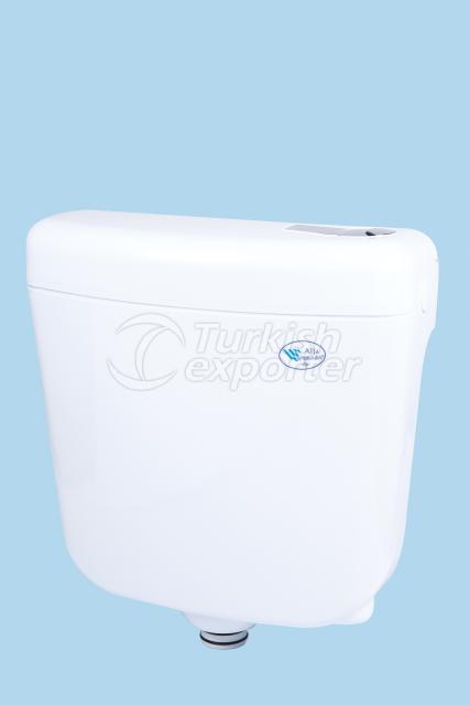 Alfa Dual Flush Bowl Mount Cistern