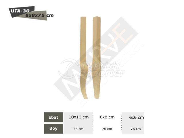 Turned Legs and Banana Slices Models - UTA-30