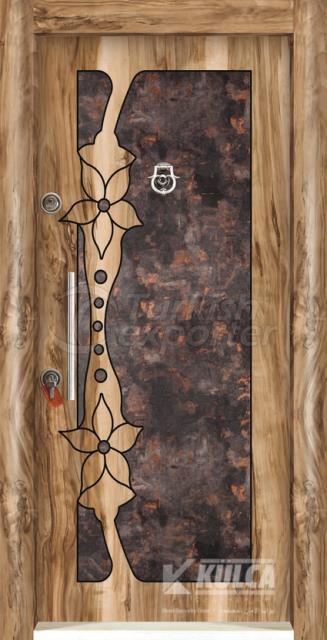 Y-1203 ( LAMINATE STEEL DOOR )