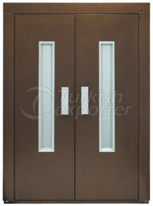 Porta Elevador AKS-005