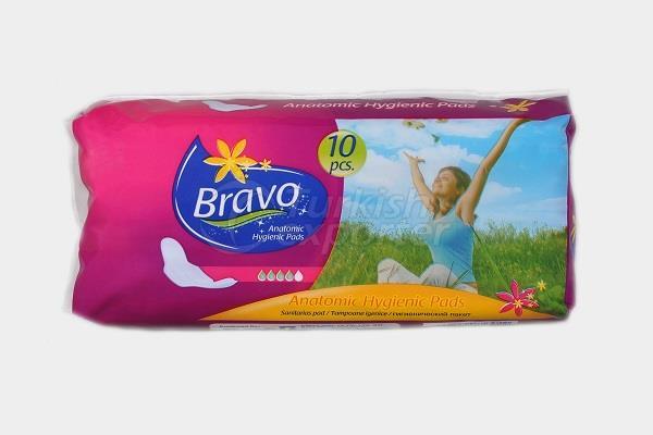 Sanitary Pad BRAVO STANDARD