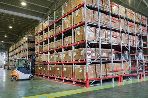 Pallet Live Storage Systems