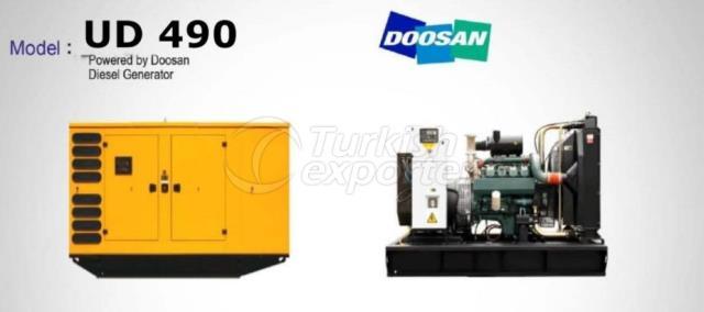 Diesel Generator - UD 490