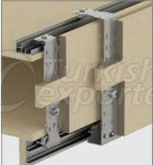 Adjustable Sliding Wardrobe System M02 8010