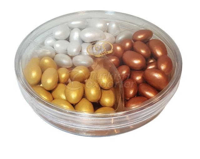 Amêndoa Drageia com Chocolate 1237