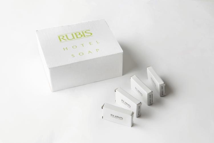Rubis Hotel Soap 15 gr