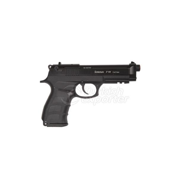 Blank Pistol F-98