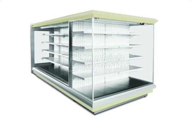 Холодильная витрин NOVA DOUBLE