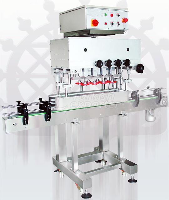 Triger Liquid Soap Closure Machine