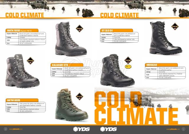 Cold Climate Boots (Footwear)