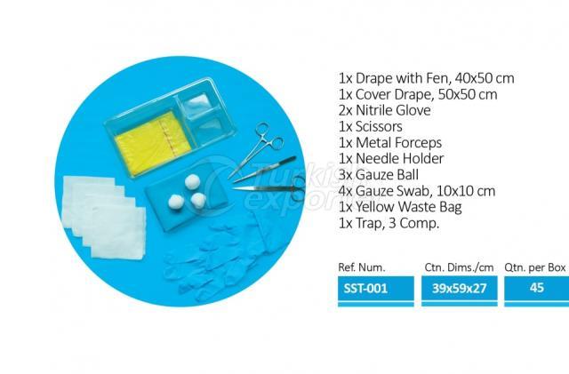 Kit de suture