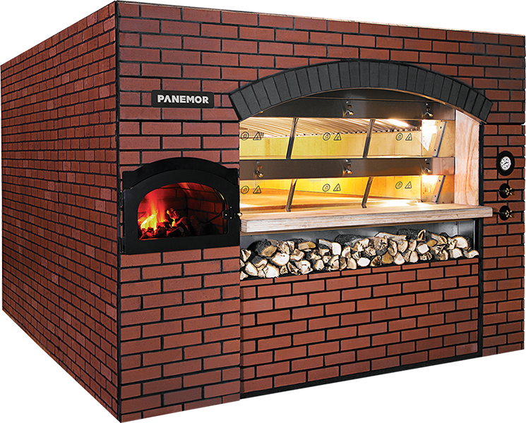 TRADITIONAL STONE OVEN