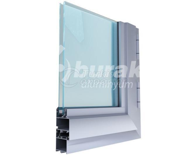 أنظمة الأبواب والنوافذ ES-45