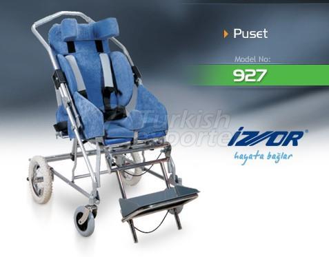 Wheelchair - Puset