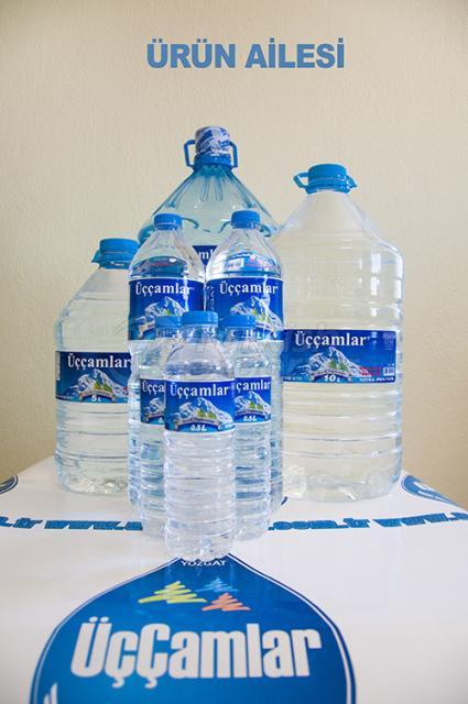 مياه ينابيع الطبيعية