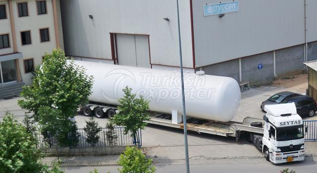 LPG Storage, Autogas, Bulk Gas Tank